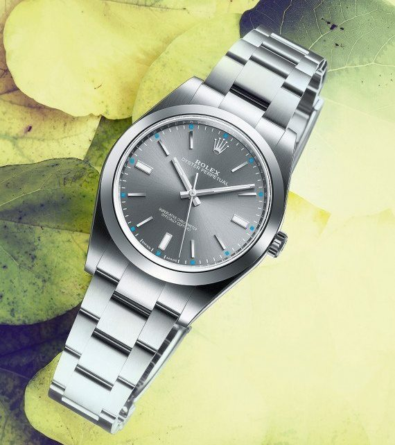 A Watch for All Seasons: Rolex Oyster Perpetual 39 REPLICA WATCHES