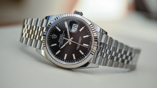 Fake Rolex Datejust 36 Steel Rolesor For Sale