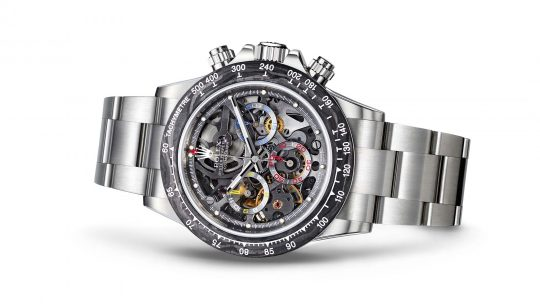 A Modified Rolex Replica Daytona Watches Looks Pretty Cool