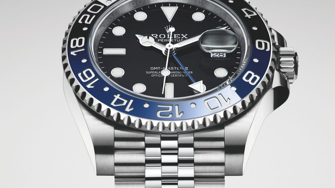 The Updated Rolex GMT-Master II Replica Watches, now with a Jubilee Bracelet