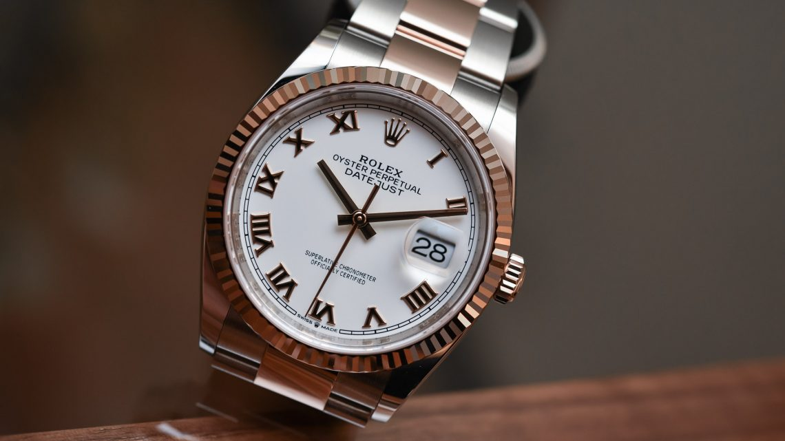 "The Perfect ""Boyfriend's Rolex Oyster Pereptual Datejust 36 Replica Watches"