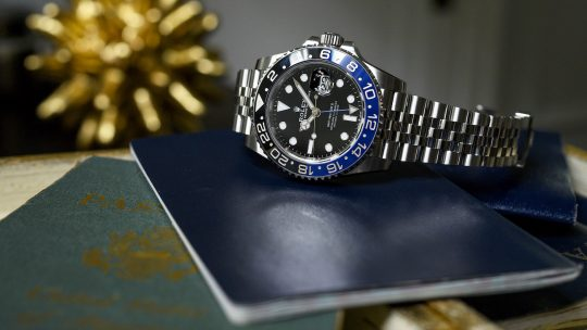 We Offer One Replica Rolex GMT-Master II 126710BLNR Batman At Retail Price