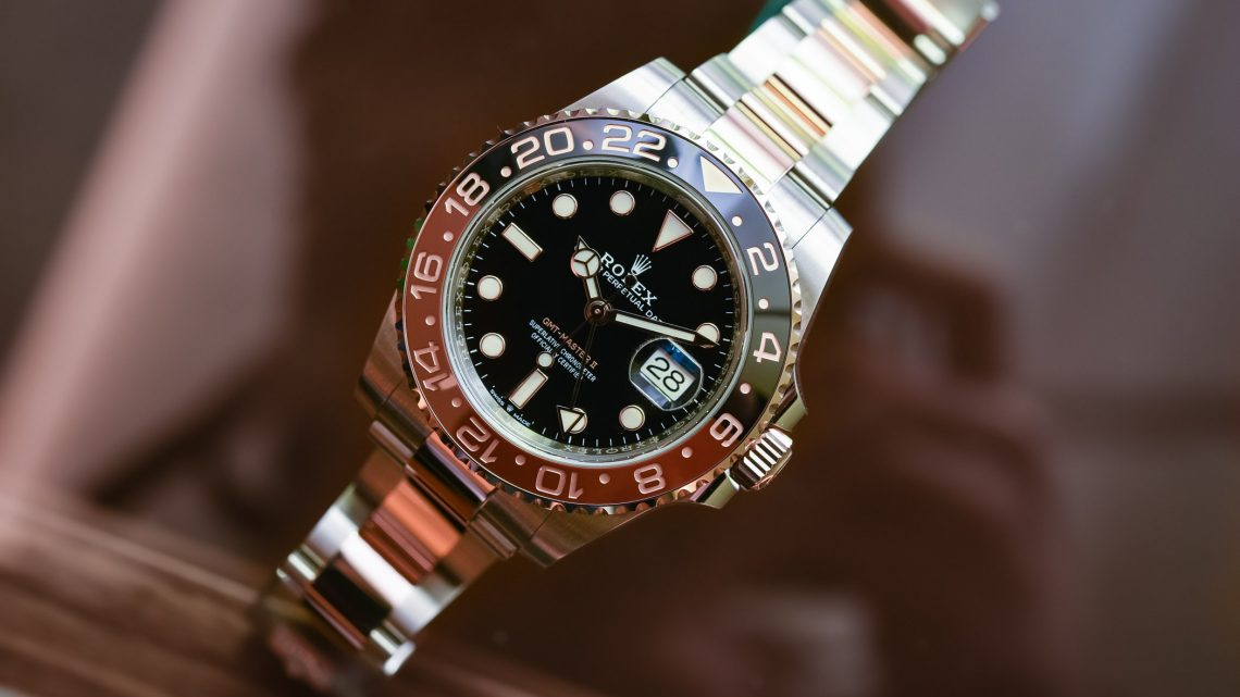 The Rolex GMT-Master II 126711 Replica Watches With Brown Dials