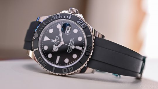 Cheap Replica Rolex Yacht-Master 42 White Gold