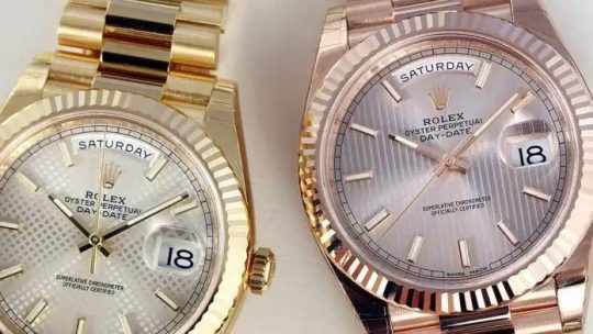 Reviewing of AAA Rolex Presidents Replica Watches