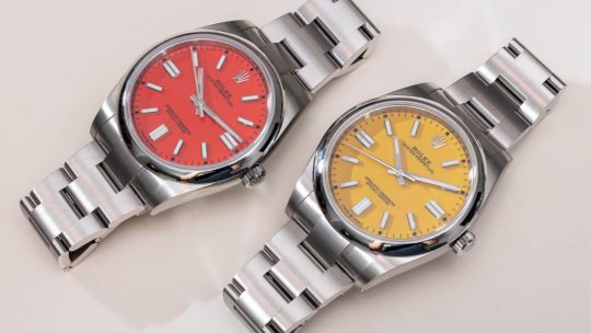 High Quatily New Rolex Oyster Perpetual 41 124300 Replica Watches