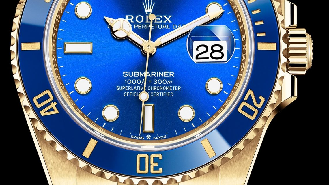 Best New Rolex Submariner Date 126618 Yellow Gold Replica Watches For 2020