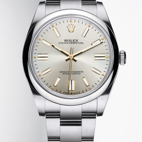 High Quatily New Rolex Oyster Perpetual 41 124300 Watches  For 2020