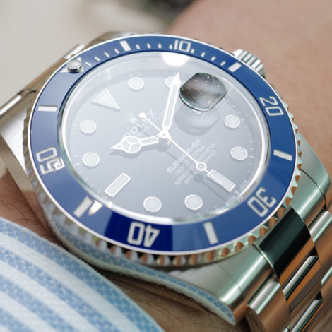 Rolex Updated New Oyster Perpetual Submariner Date AAA Replica Watches